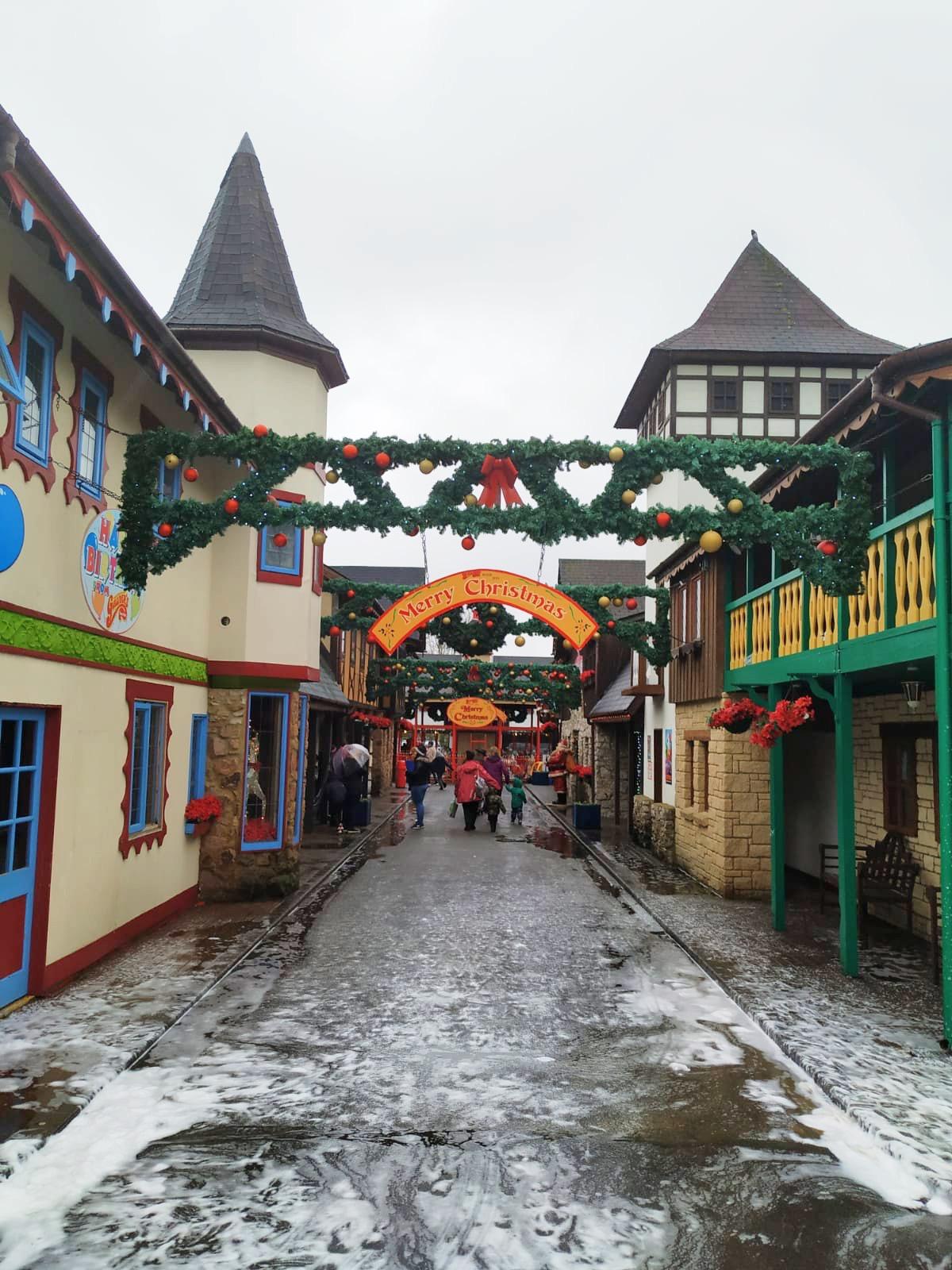 Gullivers Winterwonderland